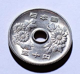 J0017 Japan 1989 50 Yen