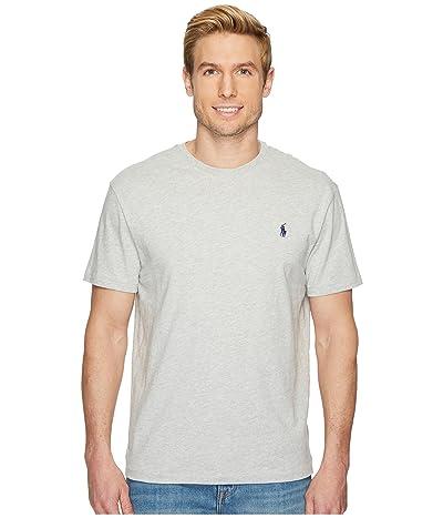 Polo Ralph Lauren Classic Fit Crew T-Shirt (Taylor Heather) Men
