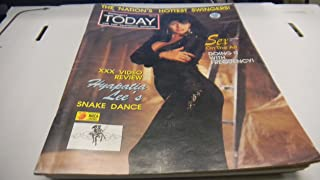 Swingers Today Busty Adult Magazine