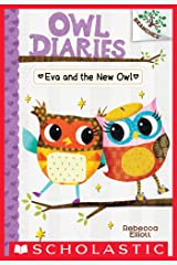Eva and the New Owl: A Branches Book (Owl Diaries #4) Kindle Edition