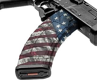 GunSkins AK-47 Mag Skin Camouflage Kit DIY Vinyl Magazine Wrap - Singles