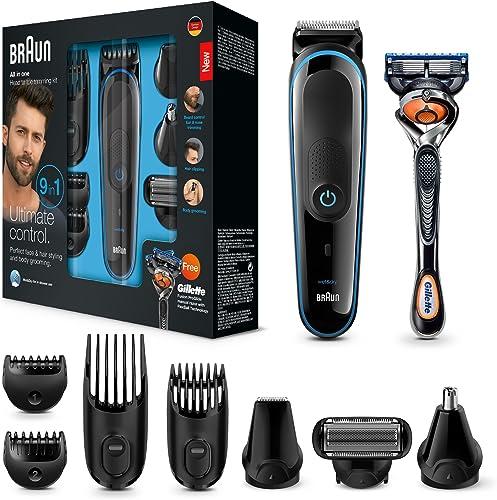 Mejor valorados en Cortapelos, barberos y afeitadoras corporales ...