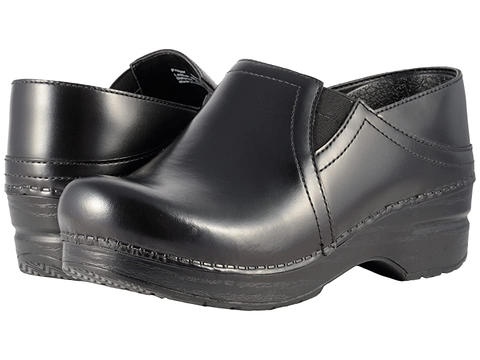 Dansko Pepper (Black Cabrio) Women