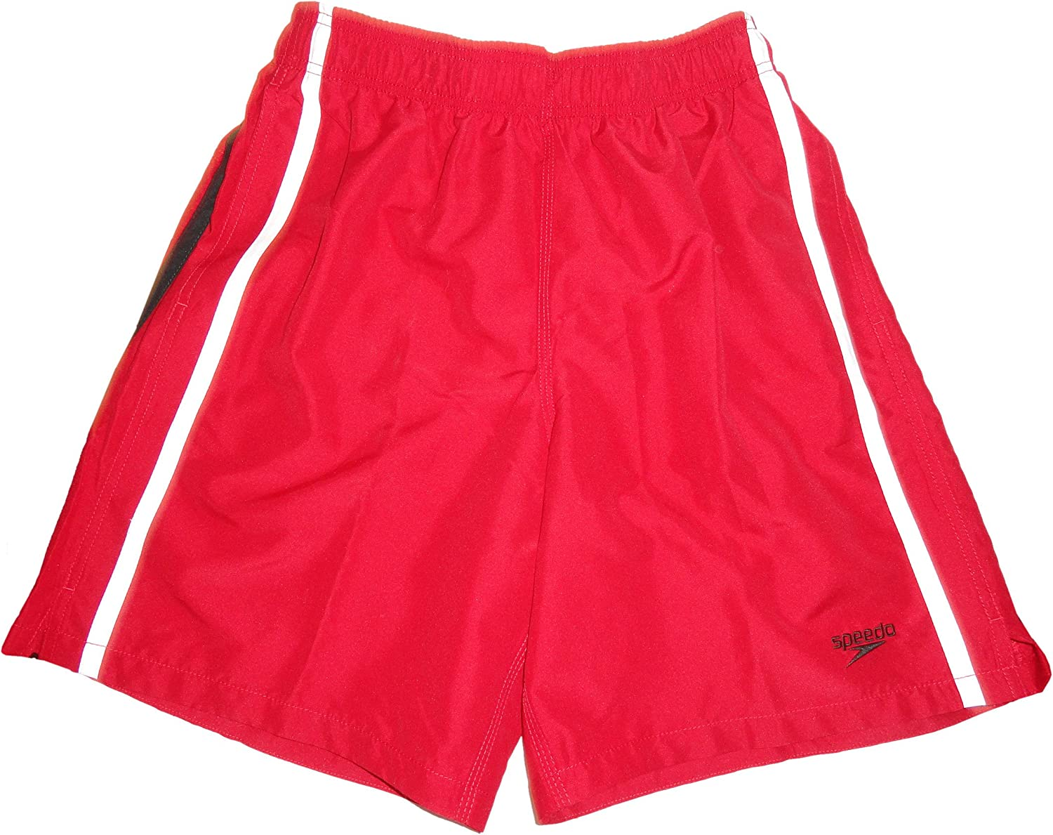 Men's Speedo Swimming Trunks Watershorts Red Pepper Size Small