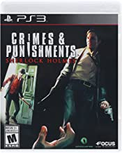 Sherlock Holmes: Crimes & Punishments (PS3) (PS3)
