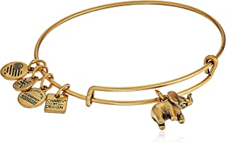charity by design, elephant ii bangle bracelet