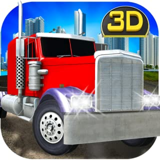 Heavy Tow Truck Driver 3D