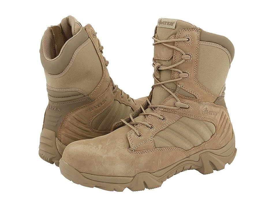 Bates Footwear - Bates Footwear GX-8 Desert Composite Toe
