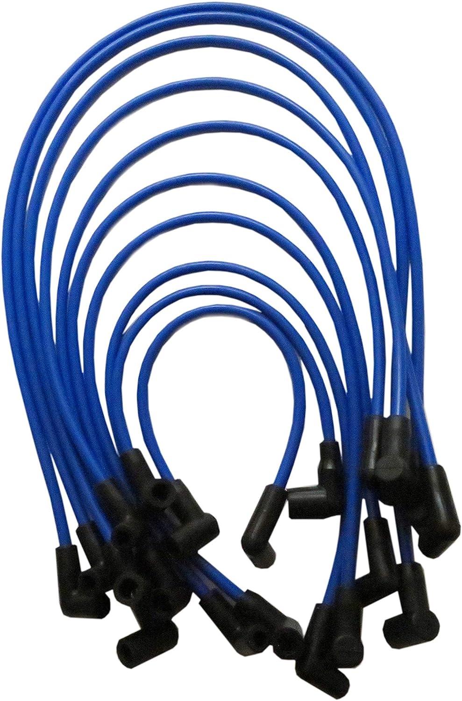 Store Spark Sale Special Price Plug Wire Set for Mercruiser V8 Repl Delco EST Thunderbolt