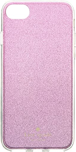 Glitter Ombre Phone Case for iPhone 8