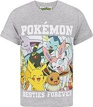 Pokemon Childrens/Boys Besties Forever T-Shirt