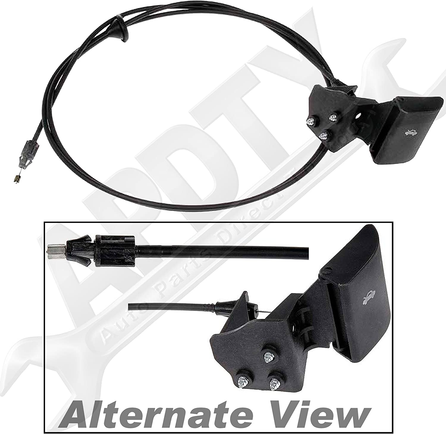 Hood Release Cable for Jeep Grand Cherokee Commander 2005-2009 ...