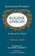 Eugene Onegin: A Novel in Verse, Vol. 2