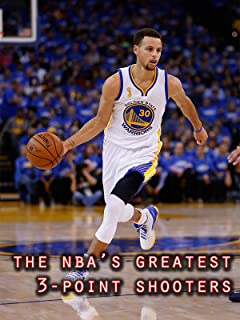 The NBA's Greatest 3-Point Shooters