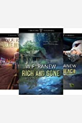Red Farlow Mysteries (3 Book Series) Kindle Edition