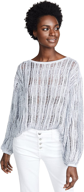 Splendid Women's Drop Needle Pullover