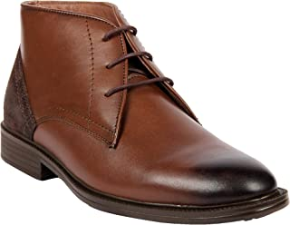Franco Leone Brown Men's Boot