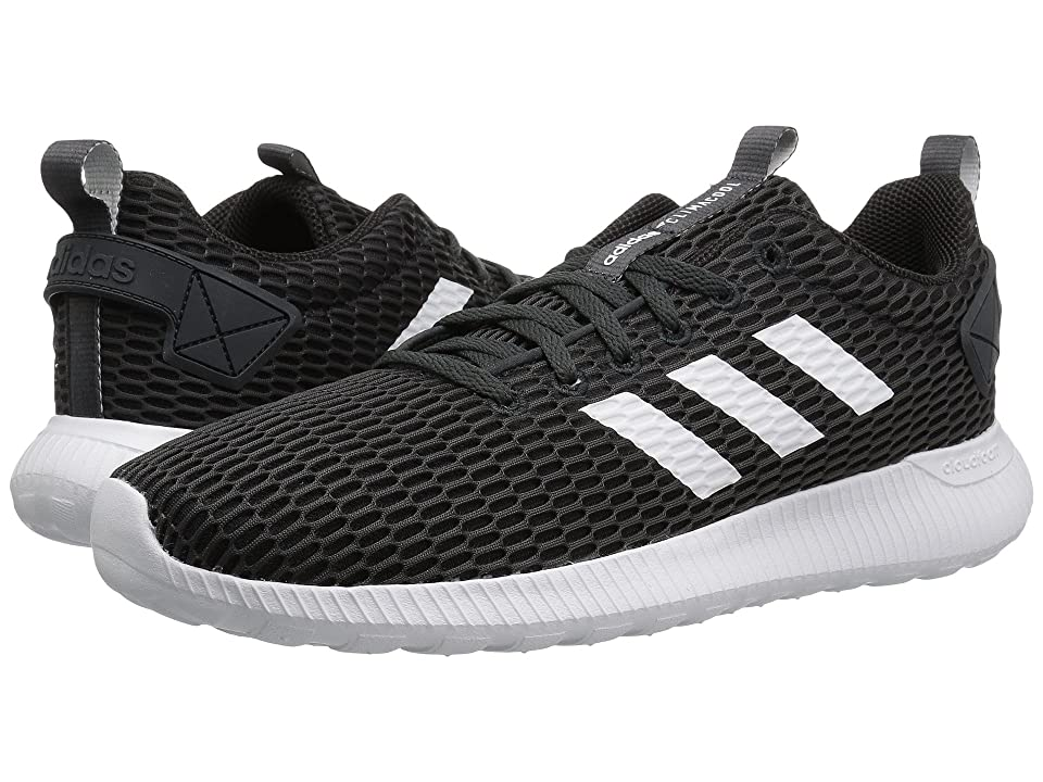 adidas Cloudfoam Lite Racer CC (Carbon/White/Grey) Men