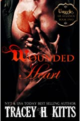 Wounded Heart (Unseelie of Atlanta Book 2) Kindle Edition