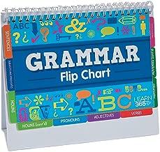 Fun Express - Grammar Flip Book - Educational - Teaching Aids - Language Arts - 6 Pieces