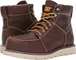 Mens Caterpillar Work And Safety Boots Free Shipping Shoes