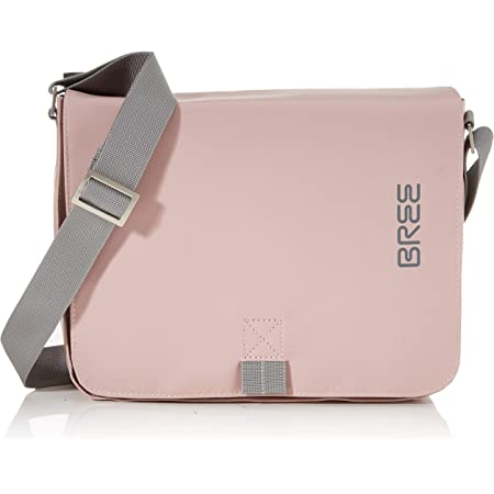 Pnch 61, misty rose, shoulder bag S W20 BREE Collection Unisex-Erwachsene