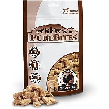 PureBites Turkey Freeze-Dried Treats for Dogs