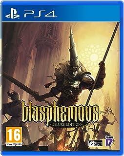 Blasphemous Deluxe Edition PEGI (PS4)