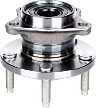 ECCPP Rear Wheel Hub Bearing Assembly 5 Lugs for 2007-2010 Ford Lincoln Compatible with 512335
