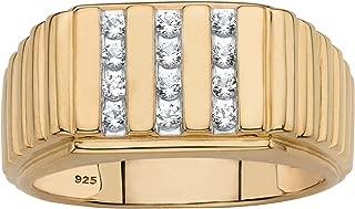 Best yellow sapphire mens jewelry Reviews