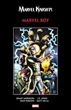 Marvel Knights Marvel Boy by Morrison & Jones (Marvel Boy (2000-2001) Book 1)