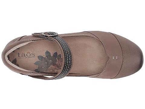 La Blacknavytaupe De Offres Taos Chaussure Vertu Huilé Cuir Pq8PY7wtp