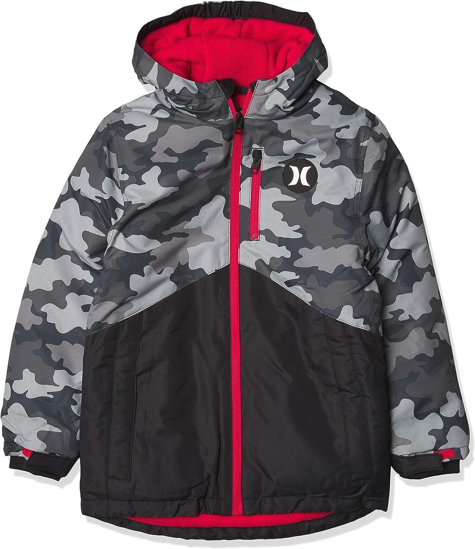 Hurley Boys' Parka Jacket