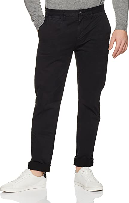French Connection Men's Roger Regular Chino Pant
