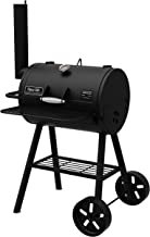 cal flame g series charcoal drop in grill