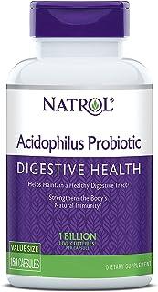 Natrol, Digestive Health, Acidophilus Probiotic, 150 Capsules