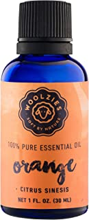 Woolzies Sweet Orange 100% Pure Essential Oil (1 oz)