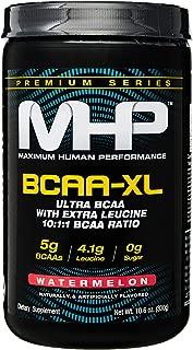 MHP, BCAA-XL Ultra BCAA with Extra Leucine 10:1:1 BCAA Ratio, Watermelon, 10.6 Ounce