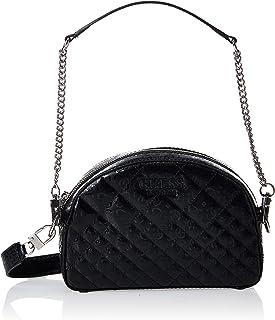Guess Womens Cross-Body Handbag, Black - SY766669