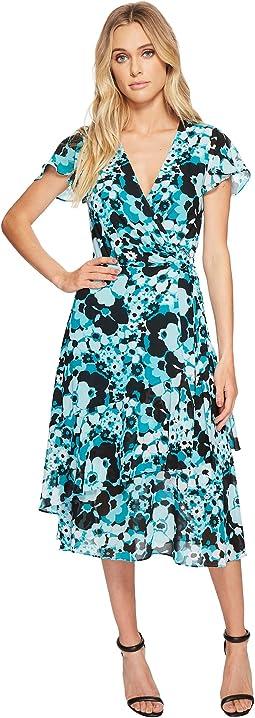 MICHAEL Michael Kors - Springtime Wrap Dress
