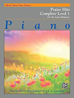 Alfred's Basic Piano Library Praise Hits Complete, B