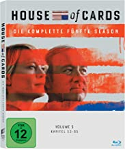 House of Cards - Season 5 [Blu-ray]