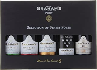 """Graham""""s Portwein Mini flaschen 5 x 50 ml"""