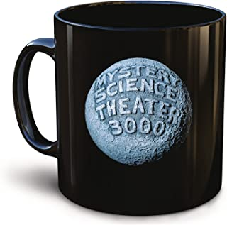 Dark Horse Deluxe MAY180394 MST3K Satellite of Love Collectible Mug