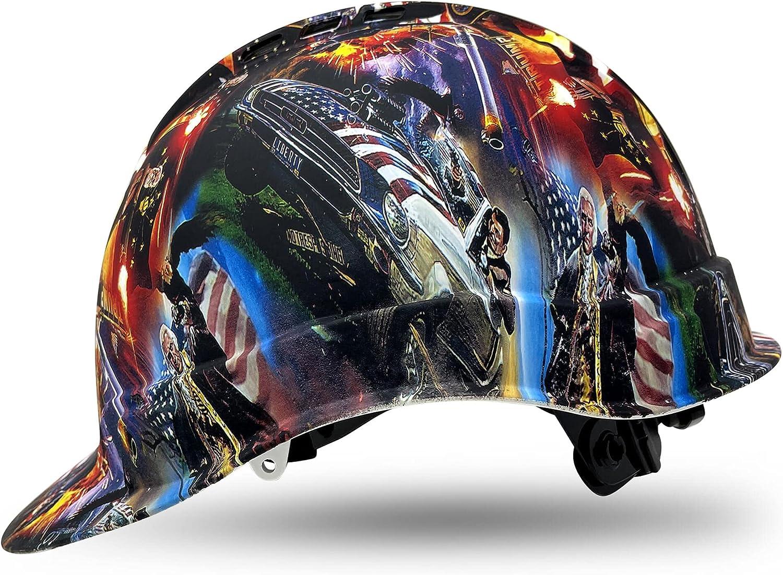 lowest price Cap Style Ranking TOP11 Vented Customized Ridgeline Custom ABS Hard Hat Actio