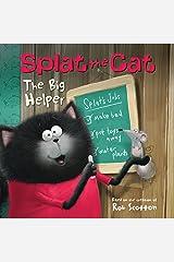 Splat the Cat: The Big Helper Kindle Edition