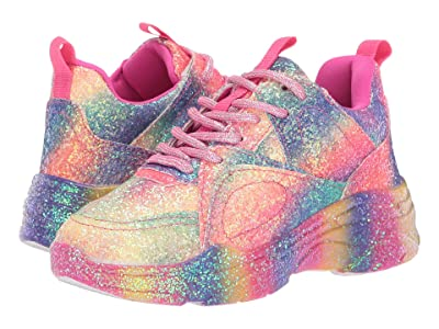 Steve Madden Kids Movement (Little Kid/Big Kid) (Glitter Multi) Girl
