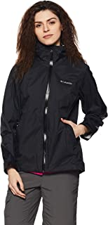 Columbia Evapouration - Chamarra Impermeable y Transpirable para Mujer