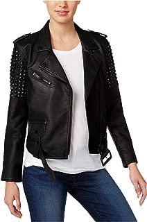 Jeans Women's Heavy Metal Biker Jacket