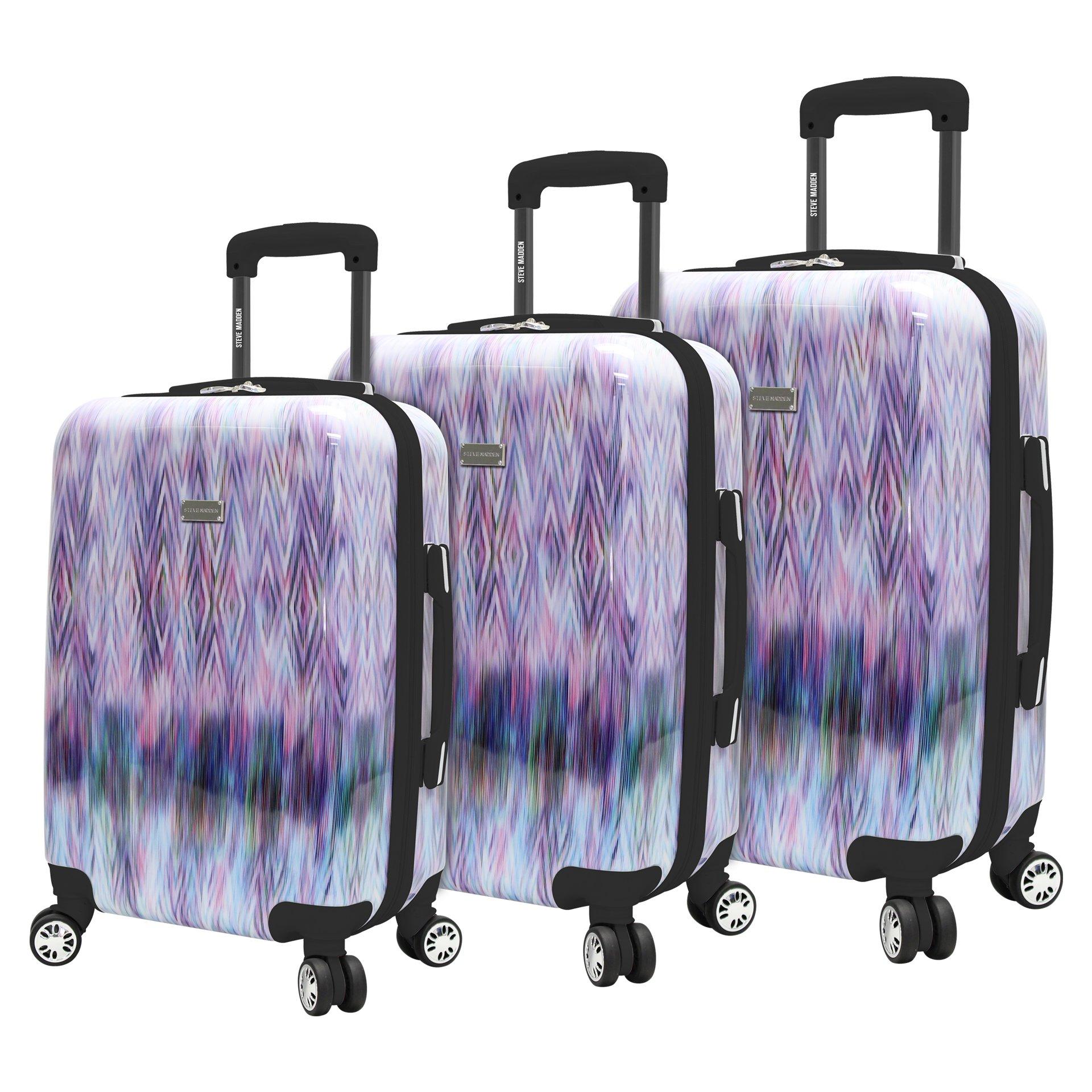 Steve Madden Luggage Spinner Diamond